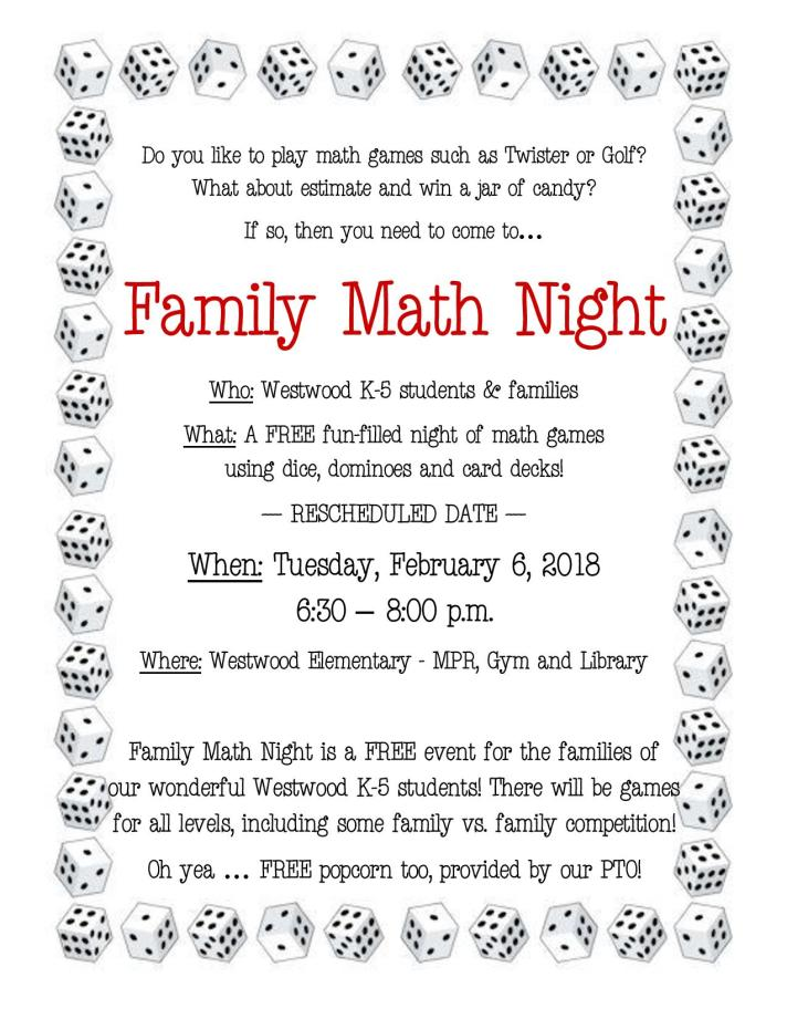 Family Math Night flyer - Westwood Rescheduled-page-001